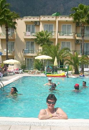 Hotel Golden Sun: Pool is perfect!