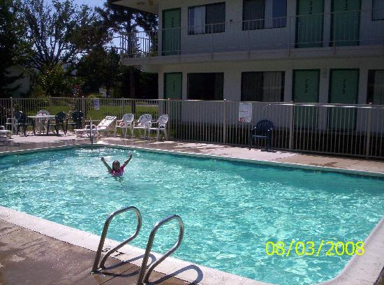 Motel 6 Yreka: Pool