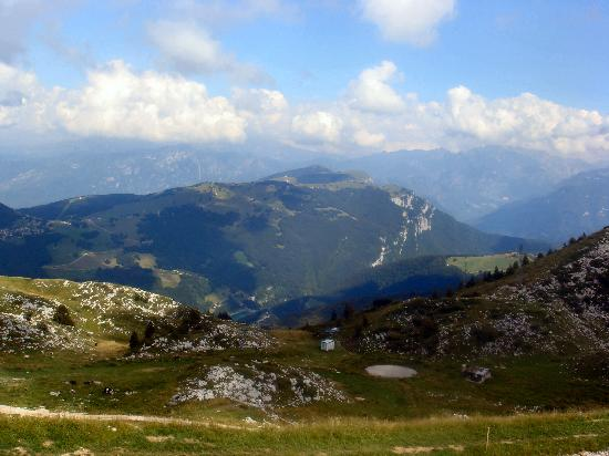 Hotel Europa: View From The Top Of Monte Baldo