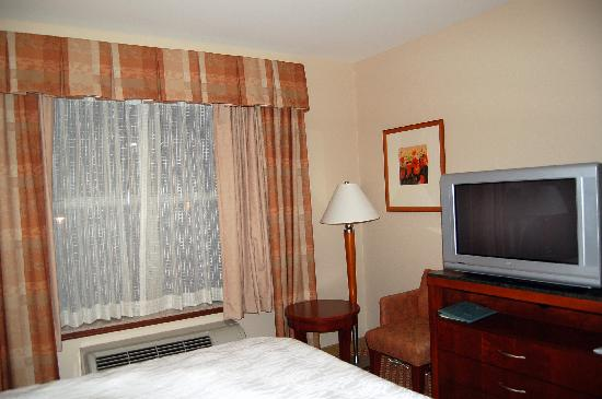 Hilton Garden Inn Rockford: Bedroom