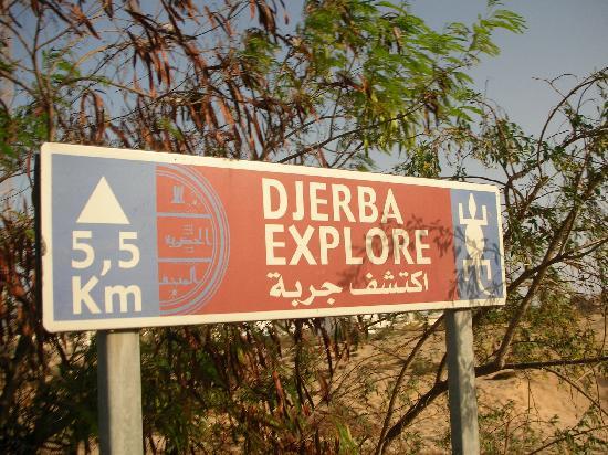 djerba explore