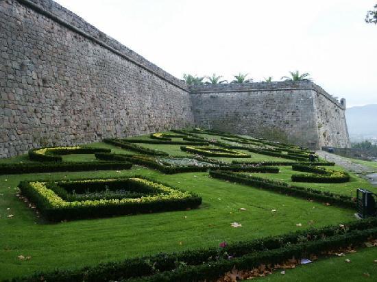 Forte de Sao Francisco: Hotel Fort Walls
