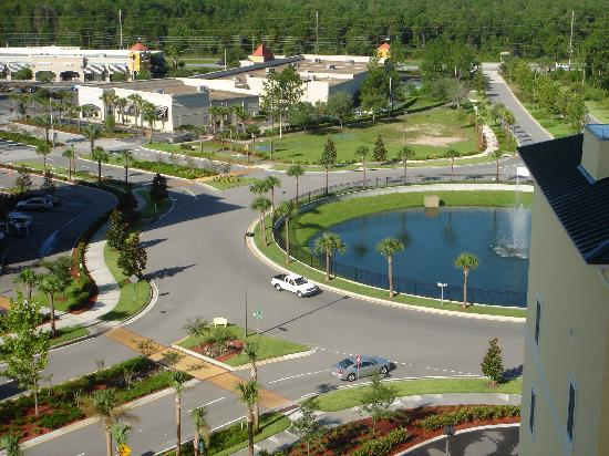 Outside our building picture of lake buena vista resort for 18 8 salon locations