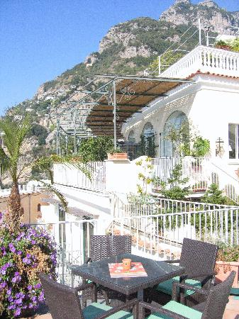 Hotel Montemare: Montemare from the Terrace