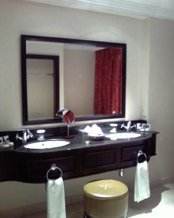 Soweto Hotel & Conference Centre : bathroom