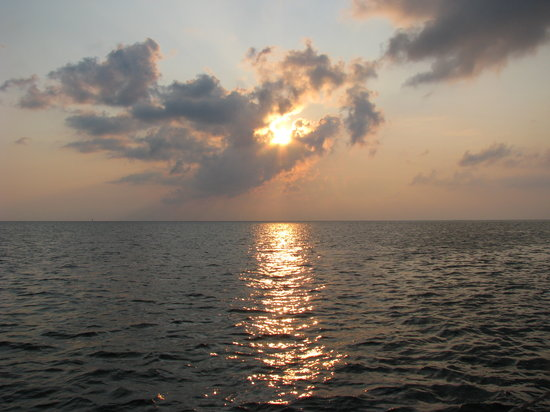 Ocracoke, Carolina del Nord: another sunset pic