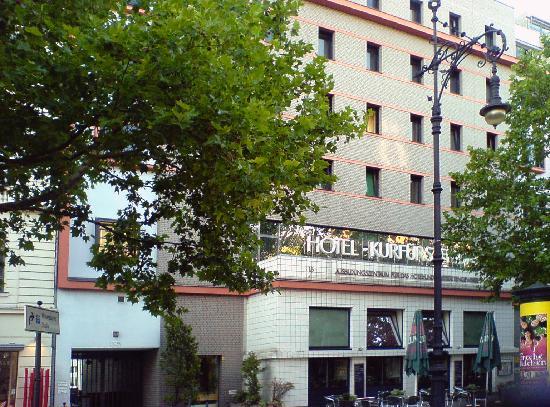 Hotel Kurfürstendamm am Adenauerplatz: Kurfürstendamm Hotel