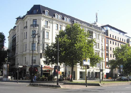 Hotel Kurfürstendamm am Adenauerplatz: Adenauerplatz