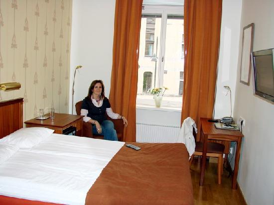 Elite Hotel Adlon: standard room
