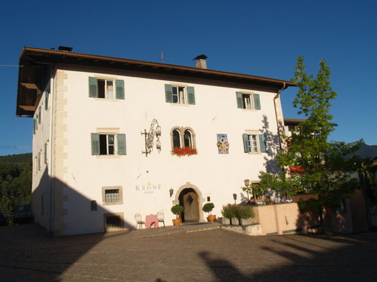 Aldino (Aldein), Italien: gasthof Krone