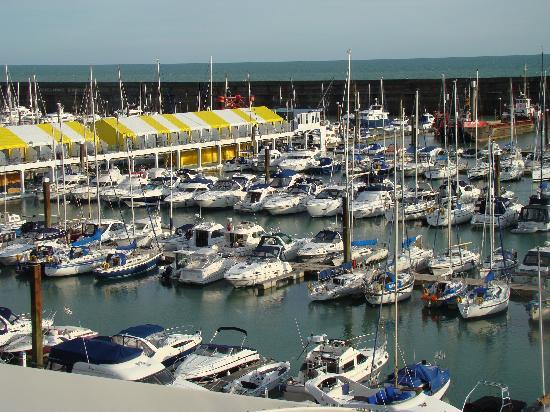 Malmaison Brighton: Marina/Seaview