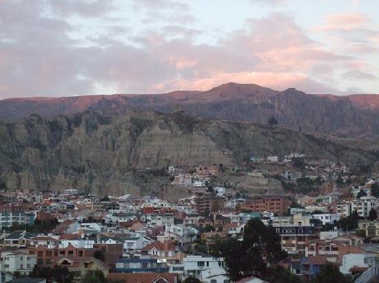 Casa Grande Suites: View from top floor