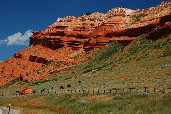 Wyoming: Chief Joseph Highway,Wy