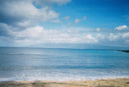 Hale Napili: Napili Beach