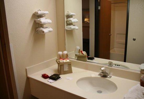 Super 8 by Wyndham Moab: Bathroom