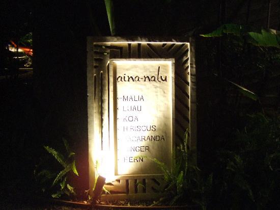 Aina Nalu: ホテル風景5