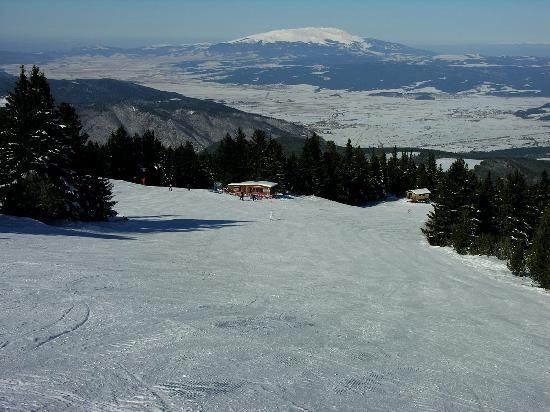 Pirin National Park: Pirin in the winter