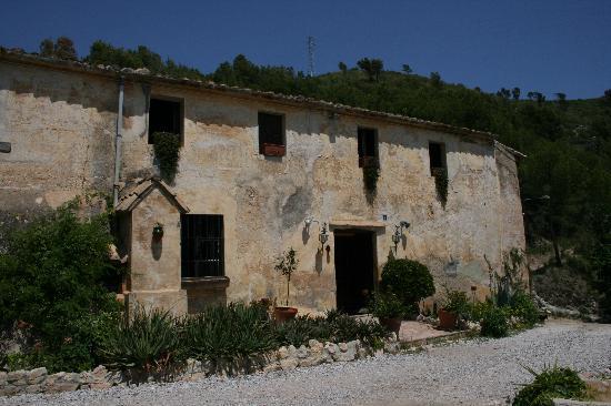 Masia Sumidors: The hotel