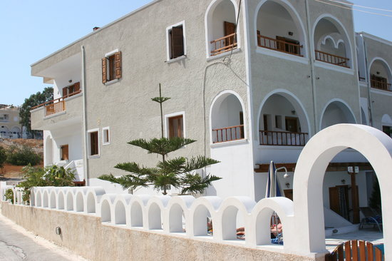 Sideris Sunflower Villa: Sideris apartments