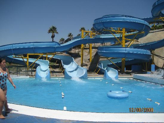 Advise Aparthotel Reina : parque acuático Vera