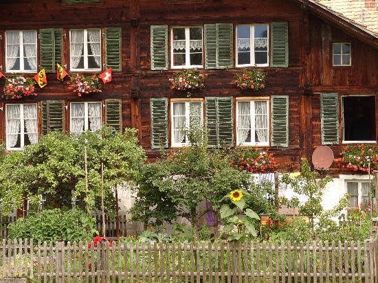 Hotel Rössli: nice house