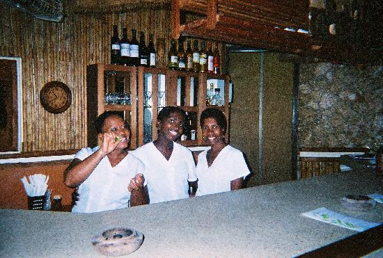 Kariwak Village Holistic Haven and Hotel: The friendliest staff ever!