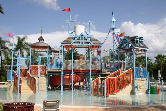 Reunion Resort, A Salamander Golf & Spa Resort: Kids area of waterpark