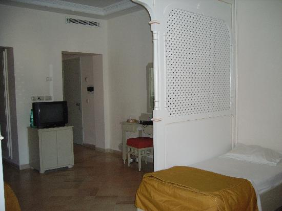 Zephir Hotel & Spa: une partie de la suite