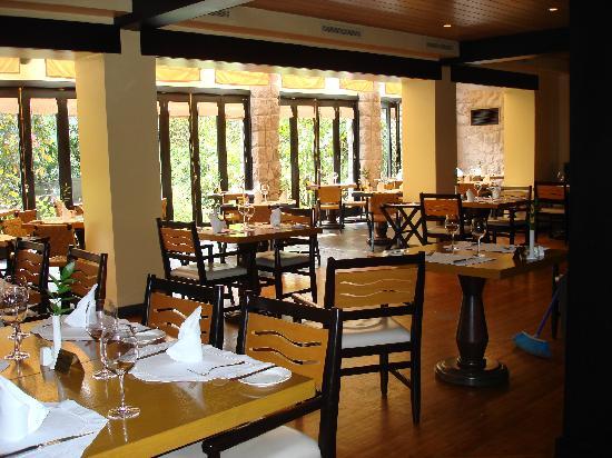 Belmond Sanctuary Lodge: Restaurant