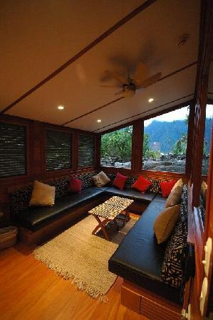 Belmond Sanctuary Lodge: Dayroom