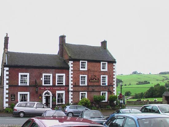 The Crewe & Harpur: Exterior of the pub