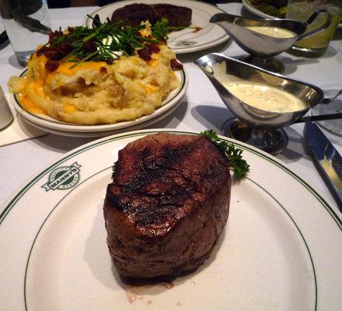 Manny S Steakhouse Minneapolis Downtown Menu Prices Restaurant Reviews Tripadvisor
