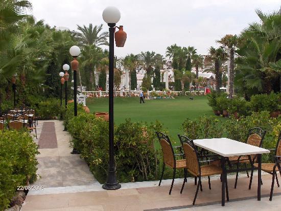 Club Hotel Sera: near the glade