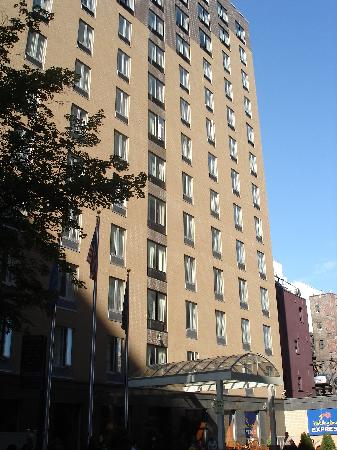 Holiday Inn Express New York City - Chelsea: Vista exterior