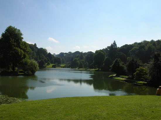 Warminster, UK: stourhead