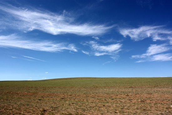 Mongolie : In the middle of nothing