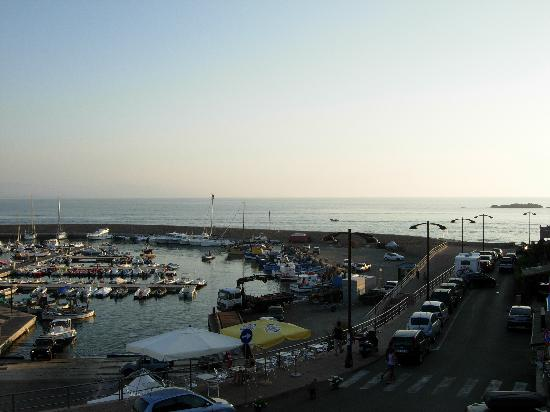 Hotel Corallo: View from the Balcony