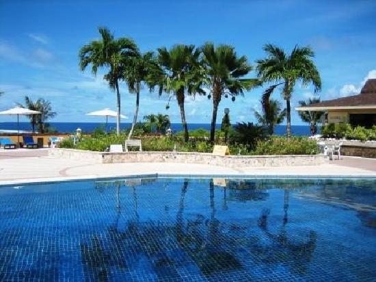 Mariana Resort & Spa: プールサイド1