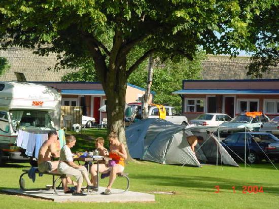 Whanganui River Top 10 Holiday Park : camping