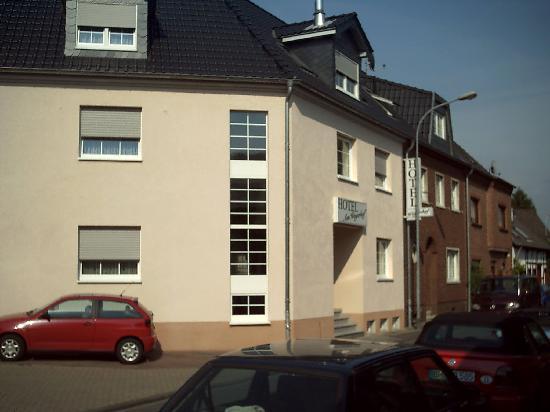 Hotel Am Weyerhof: Hotel Eingang