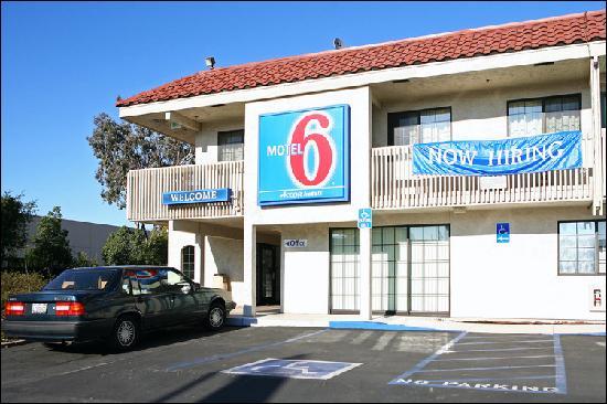 Motel 6 Petaluma: motel