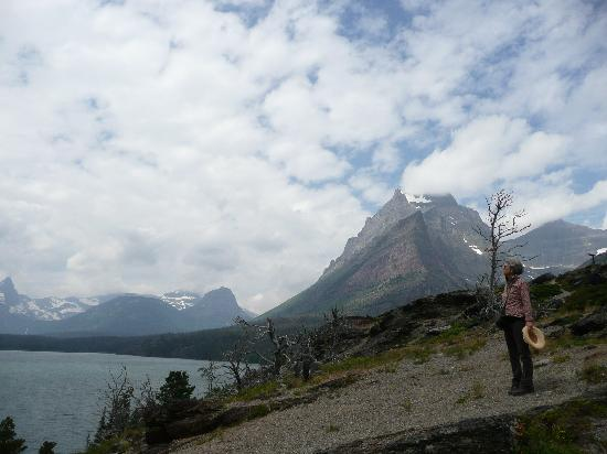 St. Mary Lake: St Mary's Lake in Glacier National Park