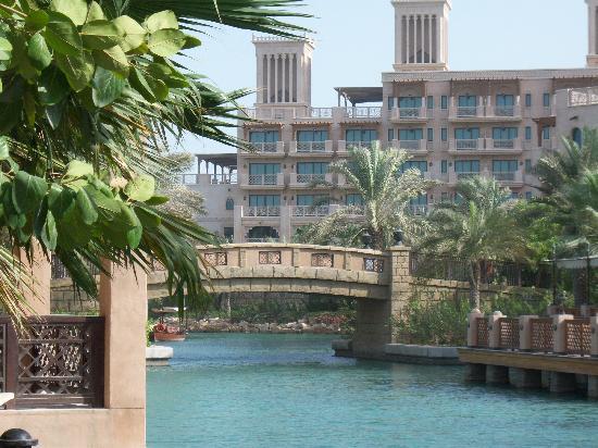 Jumeirah Dar Al Masyaf at Madinat Jumeirah: 3,7 Km Wasserwege