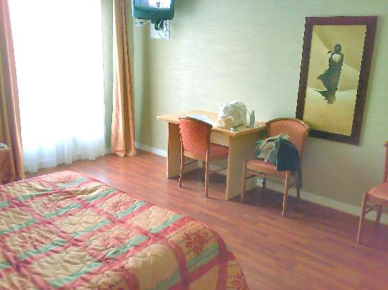 Belem Hotel: Main room