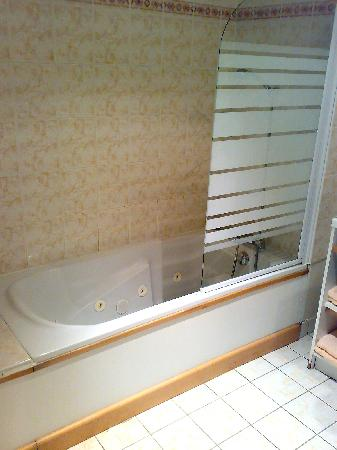 Belem Hotel: Jacuzzi bath
