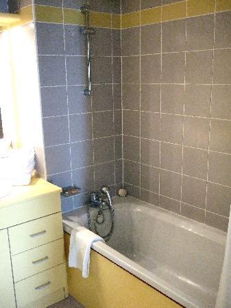 Appart'hotel Odalys Archipel : Bathroom