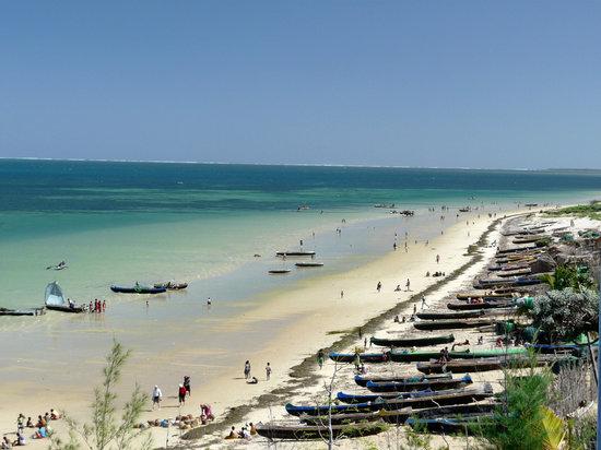 Madagascar : Strand bei Ifaty