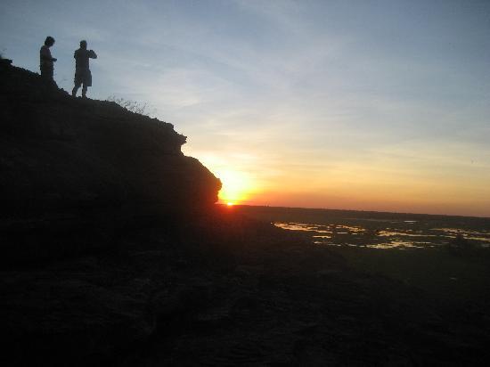Kakadu National Park, Australia: sunset in Kakadu