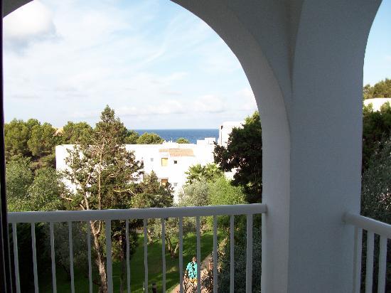 Insotel Tarida Beach Sensatori Resort: View from our apartment