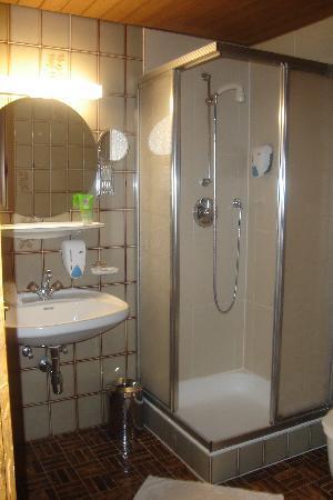Hotel Gasthof Brücke: Bathroom
